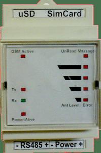 سیستم احضار پرستار و اعلام کد gsm
